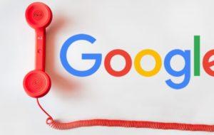 Come contattare Google? 5