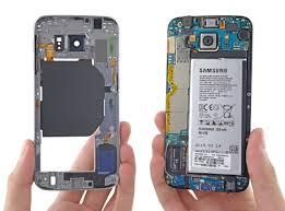 Come smontare un Samsung Galaxy S6. Facile e veloce 2