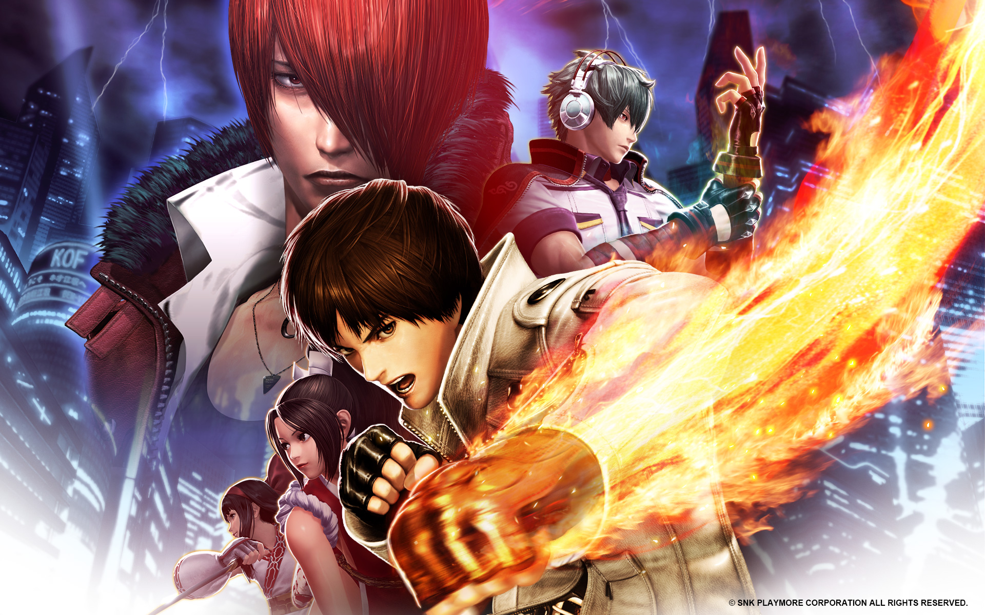 Come scaricare The King of Fighters per Android e Blackberry 4