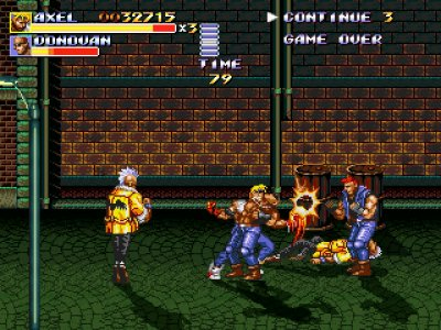 Scarica Street of Rage 2 per Android [Street Fighting Game] 5