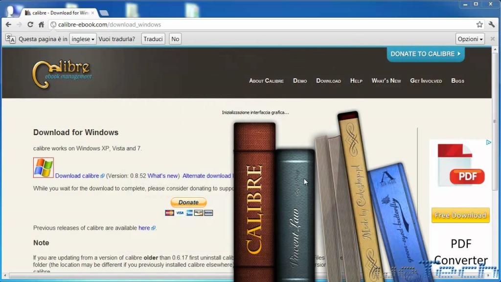 Come convertire un PDF in eBook? 1