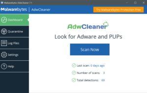 Come usare Adwcleaner Gatis per Android e Windows 10? 13