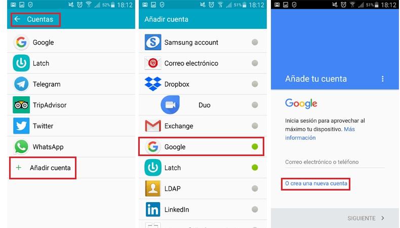 Come trasferire tutti i tuoi contatti dal telefono Android a Gmail? Guida passo passo 1