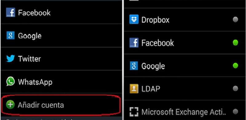 Come scollegare l'account e-mail Gmail su Android? Guida passo passo 1