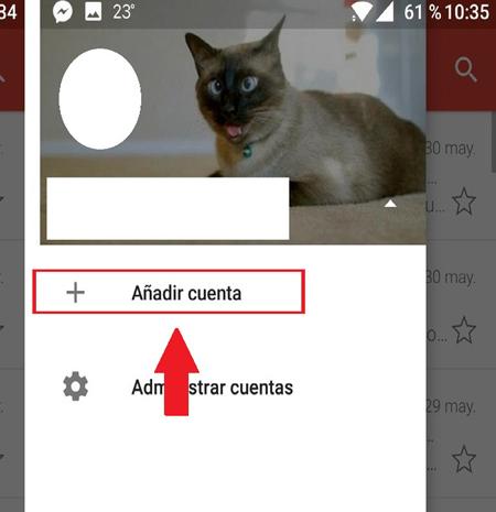 Come inserire Gmail con un altro account e aggiungere altri account e-mail per accedere? Guida passo passo 10