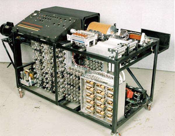 Prima generazione di computer; origine, storia ed evoluzione 5