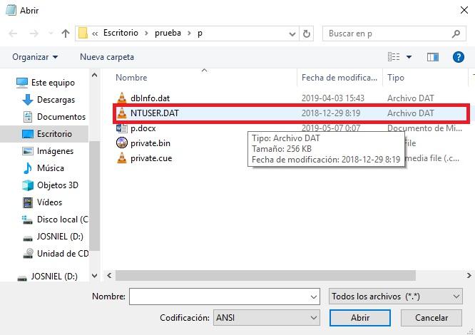 Estensione .DAT Cosa sono e come aprire questo tipo di file? 5