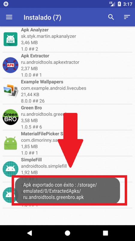 Quali sono le migliori applicazioni per passare applicazioni e APK tra telefoni Android? Elenco 2019 9