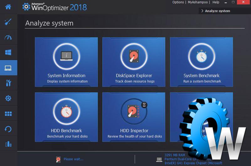 Quali sono i migliori programmi per pulire e ottimizzare il tuo PC con Windows 10, 7 e 8? Elenco 2019 13