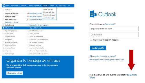 Come creare facilmente un account di posta di Outlook 1