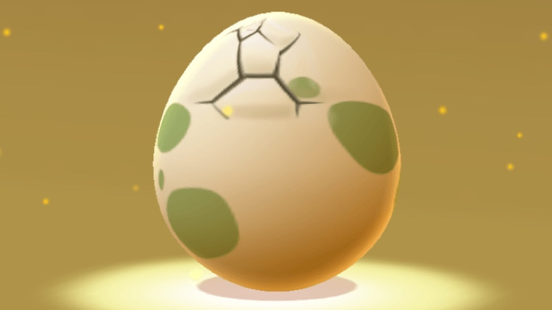 Apri Pokémon Go Eggs 2