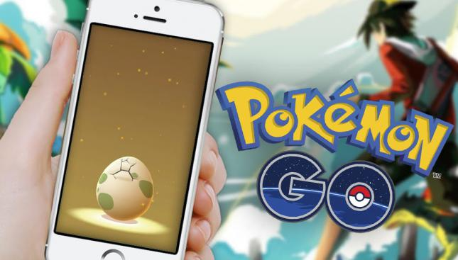 Apri Pokémon Go Eggs 1