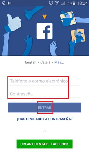 Come accedere a Facebook gratuitamente in spagnolo facilmente e rapidamente? Guida passo passo 6