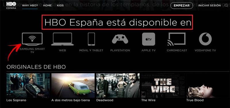 Come accedere a HBO in spagnolo facilmente e rapidamente? Guida passo passo 7