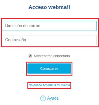 Come creare un account di posta elettronica Telefónica Movistar? Guida passo passo 1
