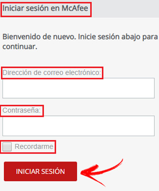 Come accedere a McAfee AntiVirus in spagnolo facilmente e rapidamente? Guida passo passo 1