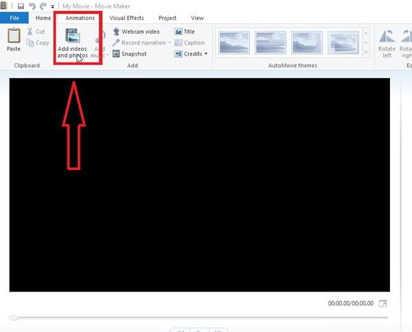 Come velocizzare o rallentare un video in Windows? Guida passo passo 1