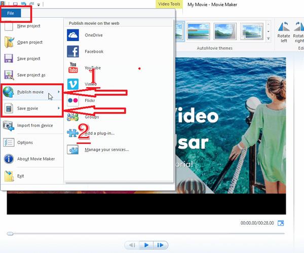 Come velocizzare o rallentare un video in Windows? Guida passo passo 3