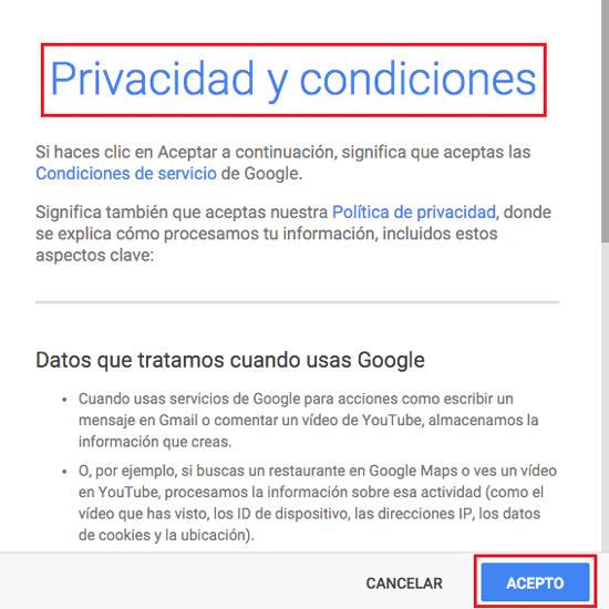 Come creare un account Inbox gratuito in spagnolo facile e veloce? Guida passo passo 2