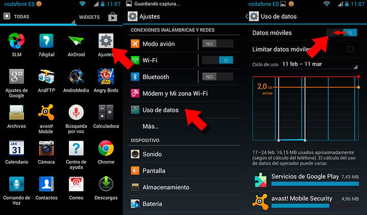 Come attivare la connessione 4G del mio smartphone? Guida passo passo 1