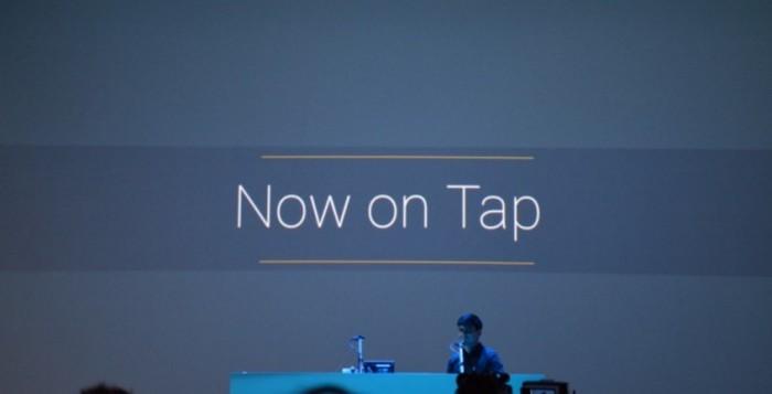 Come attivare e disattivare Google Now sul Tap Step by Step 1