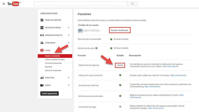 Come creare un account Google Adsense per siti Web e YouTube? Guida passo passo 9