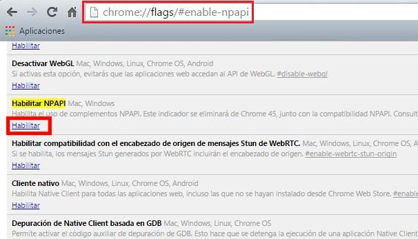 Come abilitare i plug-in NPAPI nei principali browser Web? Guida passo passo 1