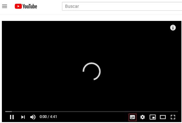 Come attivare e forzare i sottotitoli in un video di YouTube? Guida passo passo 1