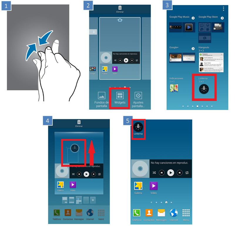Come attivare la torcia del mio smartphone Android e iOS? Guida passo passo 1