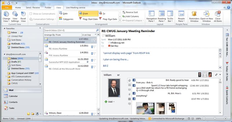 Come aggiornare Outlook Express alla nuova versione? Guida passo passo 1