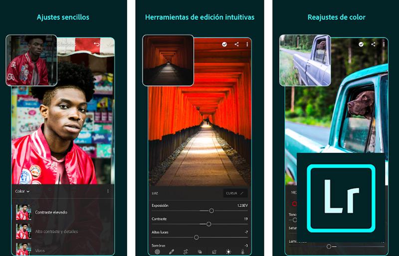 Quali sono le migliori applicazioni per riparare foto gratis come un professionista su Android e iOS? Elenco 2019 4