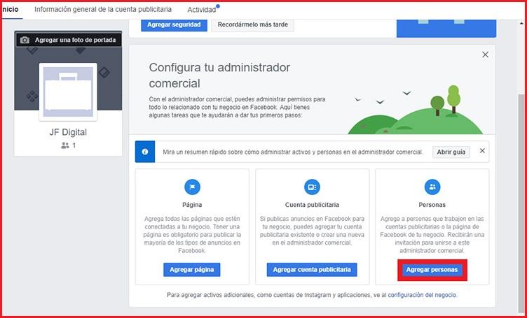 Come creare un account in Facebook Business Manager? Guida passo passo 9