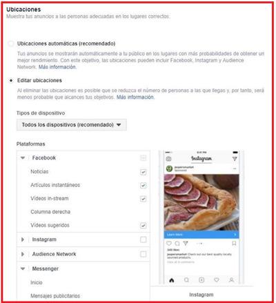 Come pubblicizzare su Facebook efficace al 100%? Guida passo passo 5