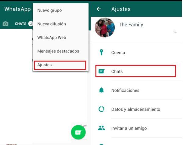 Come effettuare e ripristinare un backup di WhatsApp Messenger? Guida passo passo 2