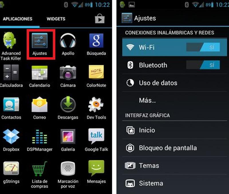 Come avere Internet gratuito senza applicazioni o APK illimitati su Android? Guida passo passo 1