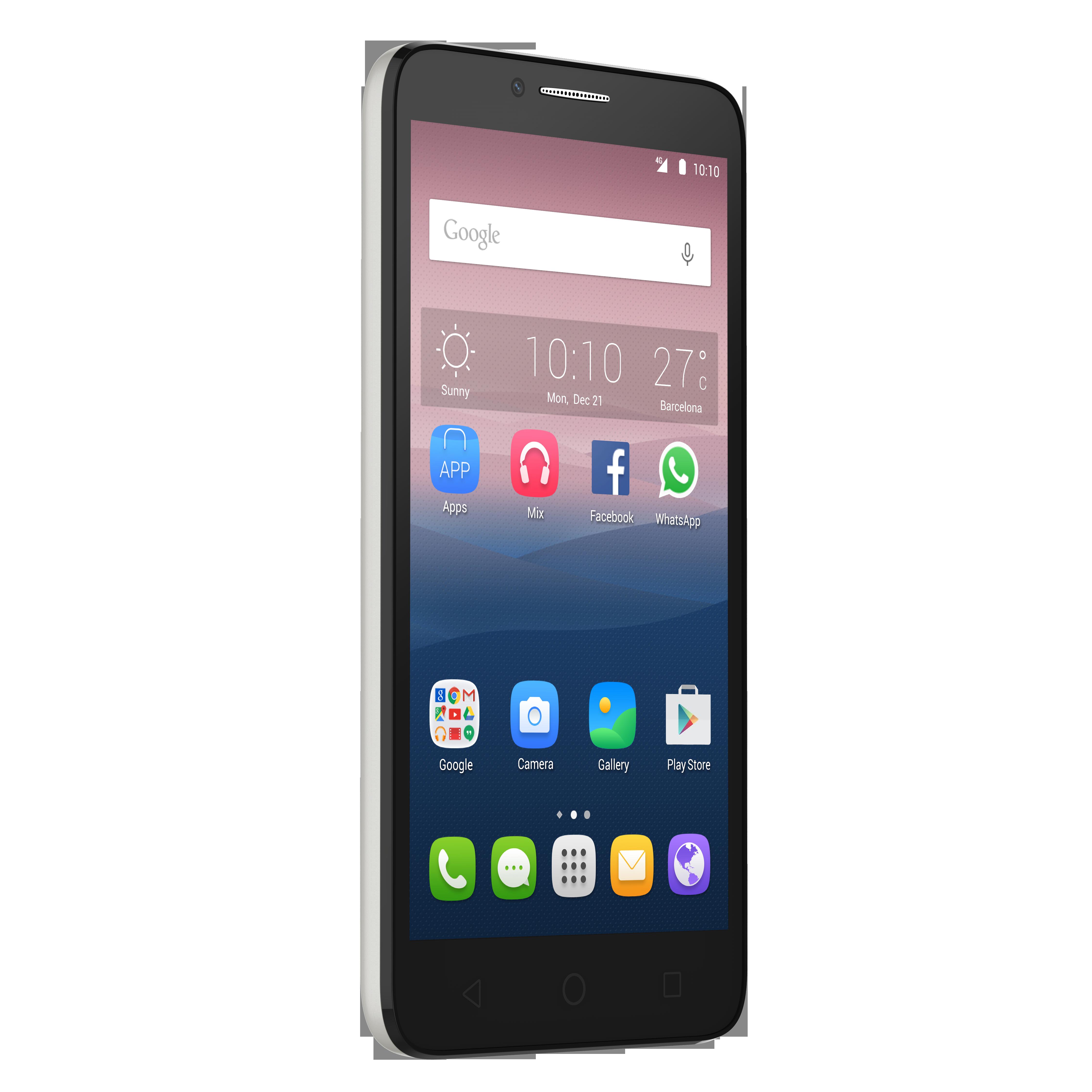 Come recuperare video o file sui telefoni cellulari Alcatel 2