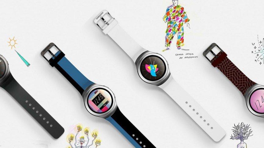 Samsung Gear S2: le migliori cinghie di personalizzazione 2