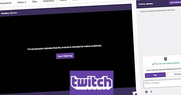 Trucchi di Twitch: diventa un esperto con questi suggerimenti e consigli segreti - Elenco 2019 16