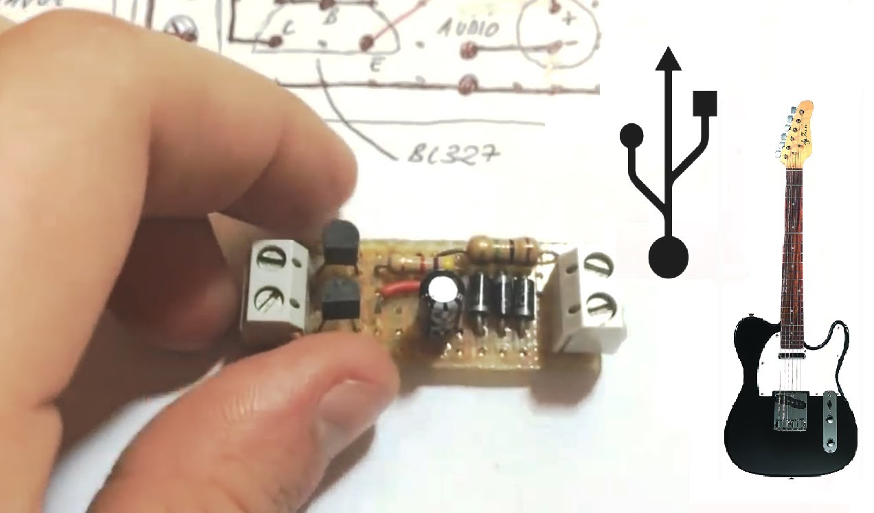 Come realizzare un amplificatore audio domestico per dispositivi mobili 1