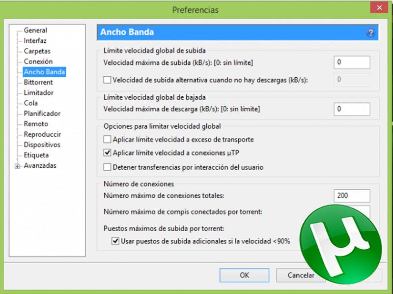 Come velocizzare uTorrent al massimo e velocizzare i download dei nostri Torrent? Guida passo passo 5