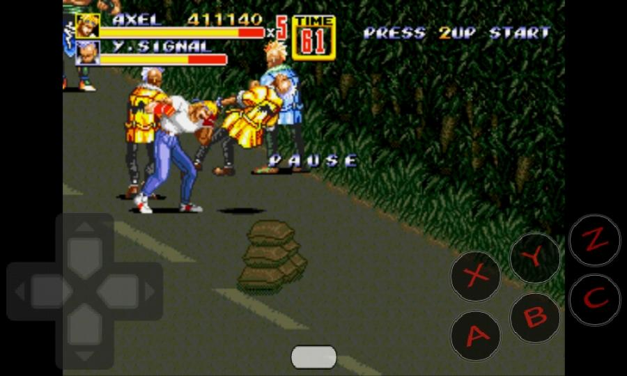 Come scaricare AndroGens APK, il miglior emulatore Sega 1