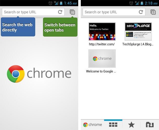 UC Browser vs Chrome: alla ricerca del miglior browser Android 2