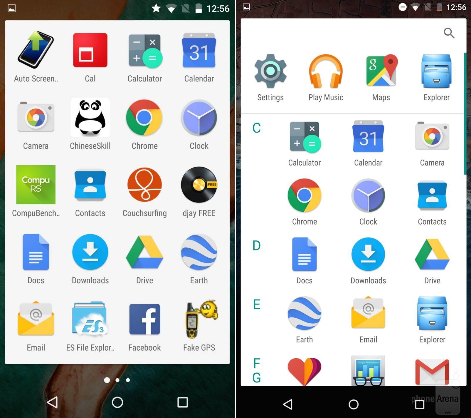 Android Marshmallow vs Android Lollipop: principali differenze 1