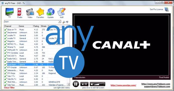 Quali sono i migliori programmi per guardare la TV in diretta e in diretta sul tuo computer gratuitamente al 100%? Elenco 2019 9