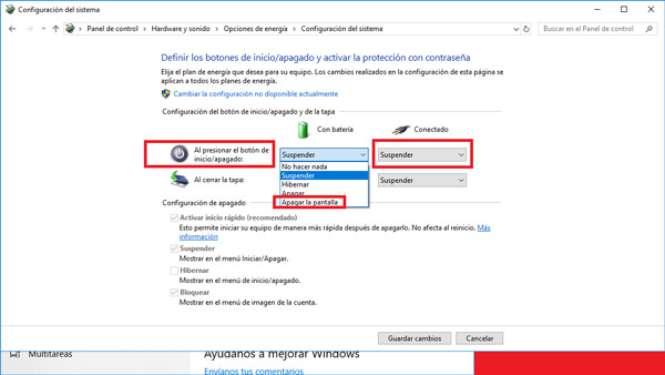 Come disattivare lo schermo del tuo computer o laptop in Windows 10? Guida passo passo 5