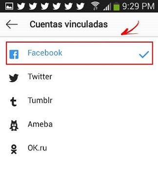 Come scollegare il mio account Instagram di Facebook? Guida passo passo 3