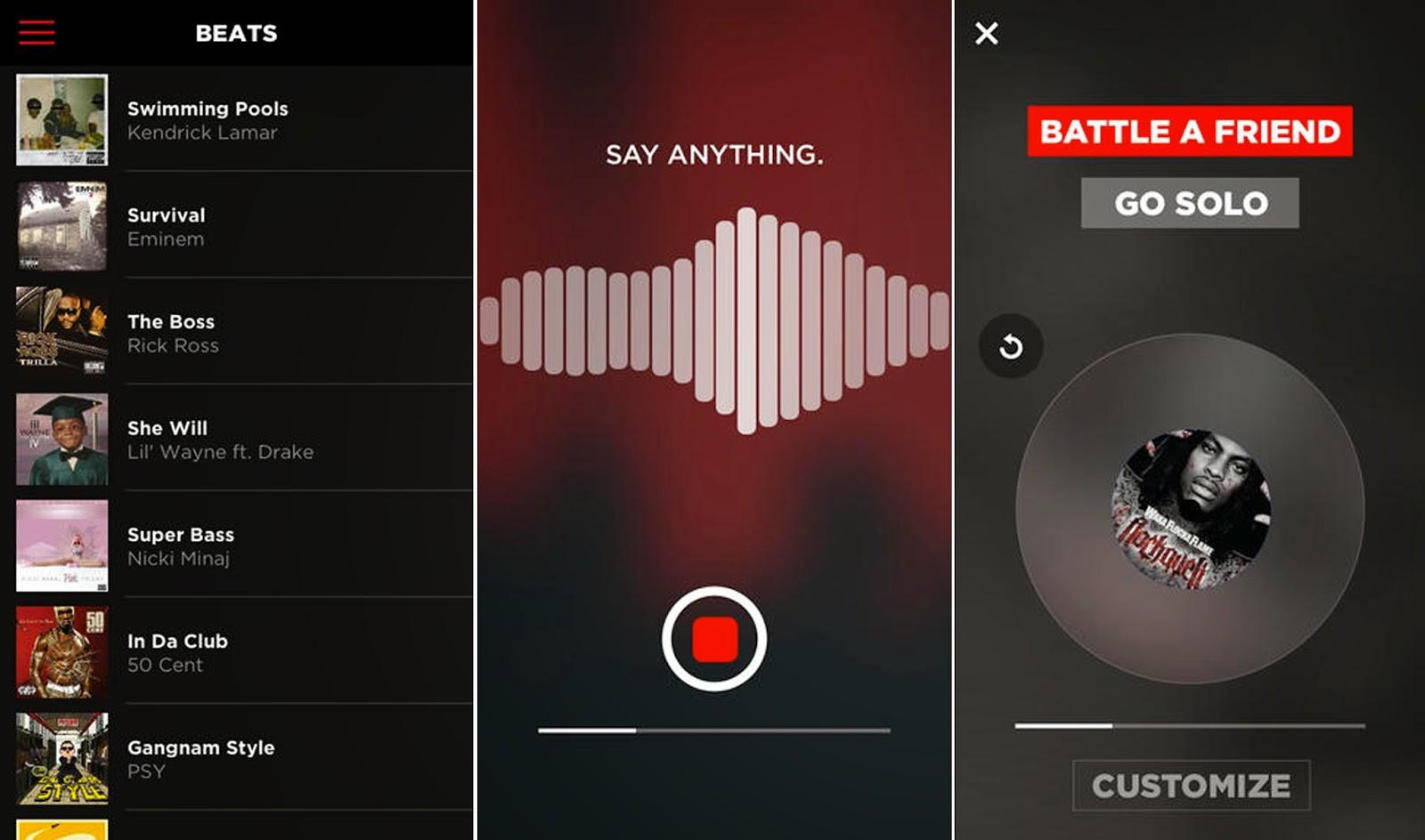 Le 5 migliori applicazioni da cantare 1