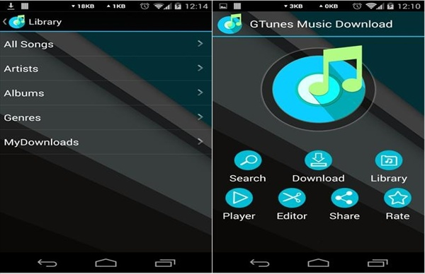 Le migliori app per scaricare musica gratis su Android 1