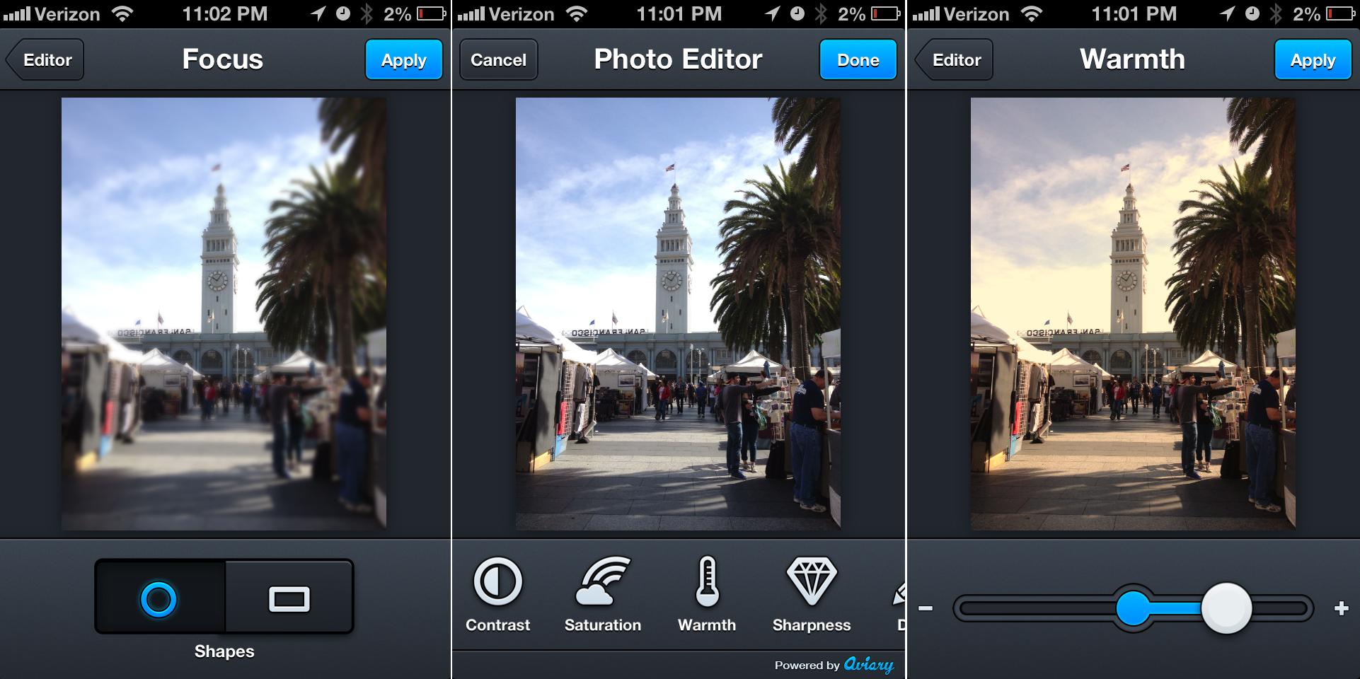 Le migliori app gratuite per le foto 3