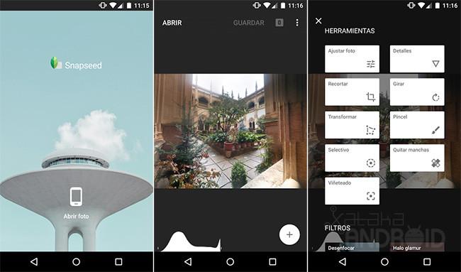 Le migliori app Android per modificare le foto 1